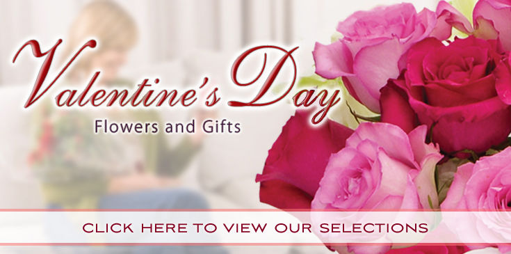 Send Valentine's Day flowers to Rowland Heights, Whittier, Glendora, CA and the surrounding areas!