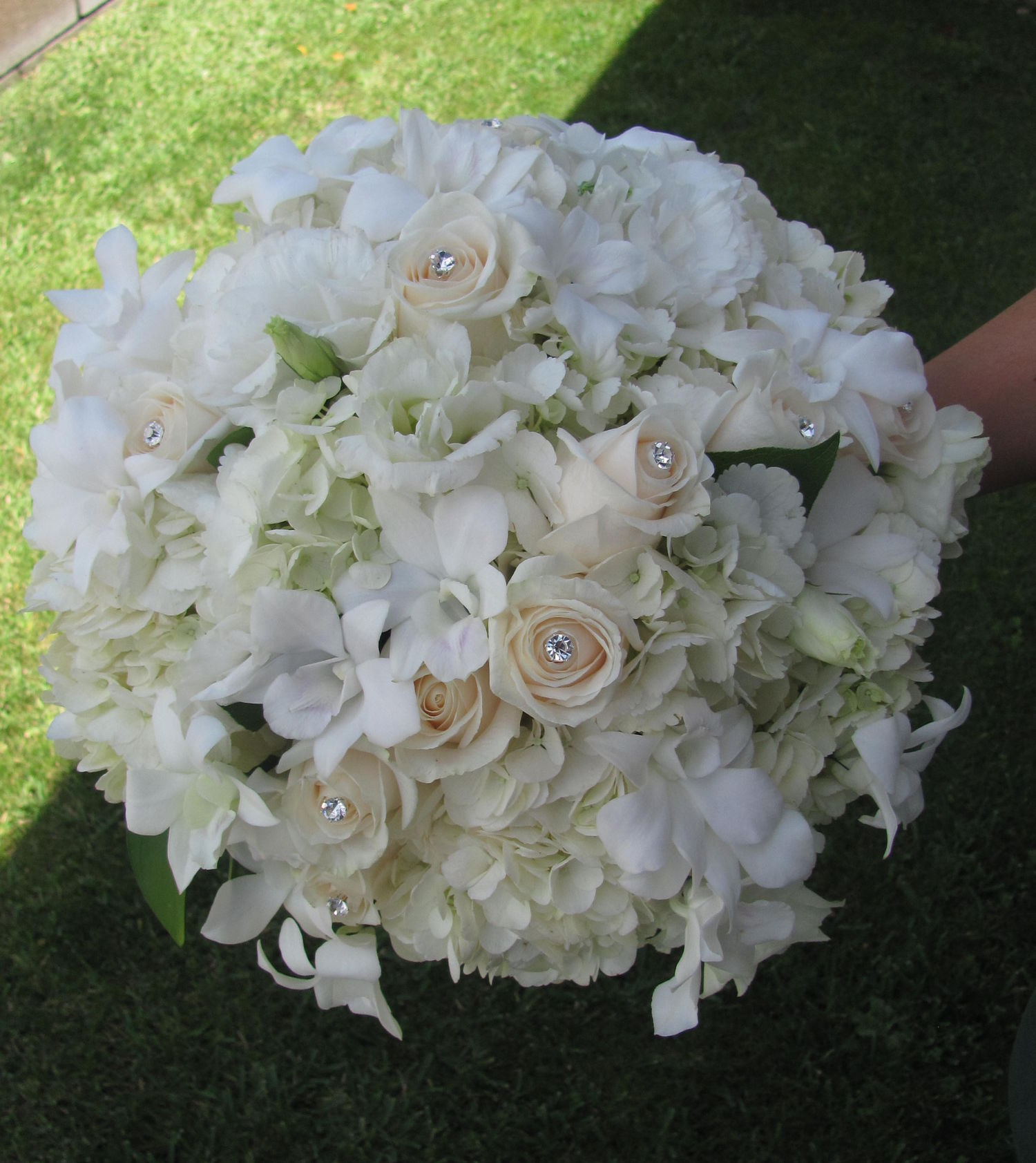 bride wedding bouquets bridal bouquets in rowland heights whittier glendora ca 2076